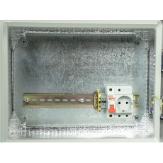 ТШУ-380.1.Б (380х300х150) Металлический шкаф с термоизоляцией