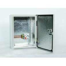 ТШУ-400.2.Б (300х400х230) Металлический шкаф с термоизоляцией