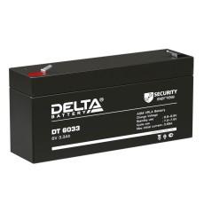 Аккумулятор,DT,6V-3,3A