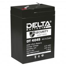 Аккумулятор,DT, 4V-4,5A