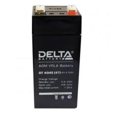 Аккумулятор,DT,4V-4,5A (47)