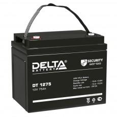 Аккумулятор,DT,12V-75A
