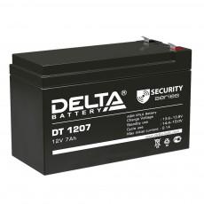 Аккумулятор,DT,12V-7A