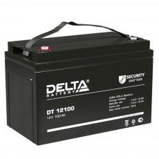 Аккумулятор,DT,12V-100A