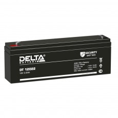 Аккумулятор,DT,12V-2,2A