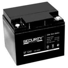 Аккумулятор,SF,12V-40A