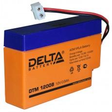 Аккумулятор DTM, 12V-0,8A