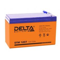 Аккумулятор DTM, 12V-7A