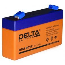 Аккумулятор,DTM, 6V-1,2A