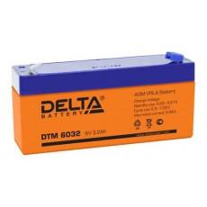 Аккумулятор,DTM, 6V-3,2A