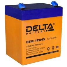 Аккумулятор,DTM,12V-4,5A