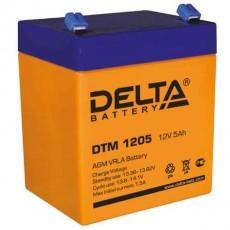 Аккумулятор,DTM,12V-5A