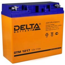 Аккумулятор,DTM,12V-17A