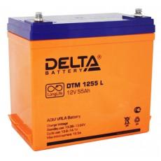 Аккумулятор,DTM-L,12V-55A