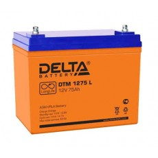 Аккумулятор,DTM-L,12V-75A