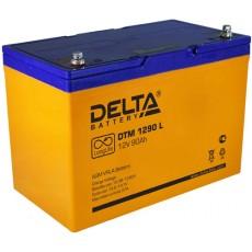 Аккумулятор,DTM-L,12V-90A