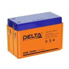 Аккумулятор,DTM,12V-2,2A (103)