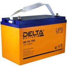 Аккумулятор,HR,12V-100A