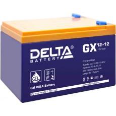 Аккумулятор,GX,12V-12A