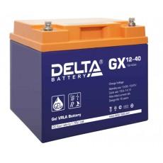 Аккумулятор,GX,12V-40A