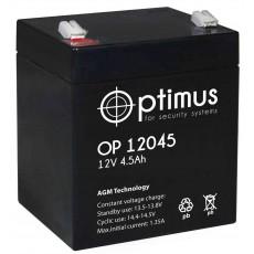 Аккумуляторная батарея ОР 12045 Optimus