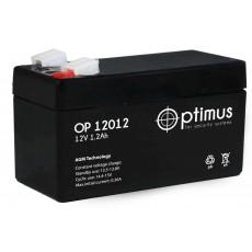 Аккумуляторная батарея ОР 12012 Optimus