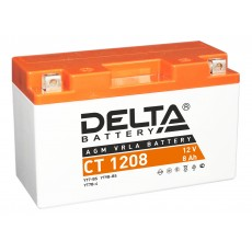 Аккумуляторная батарея CT 1208 Delta