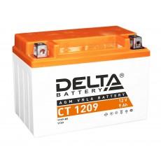 Аккумуляторная батарея CT 1209 Delta