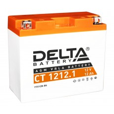 Аккумуляторная батарея СT 1212.1 Delta