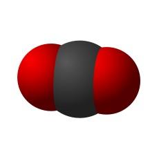 Газ диоксид углерода